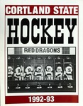 Team Guide, Men's Ice Hockey by State University of New York College at Cortland