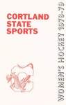 1978-1979 Team Guide, Men's Ice Hockey by State University of New York College at Cortland