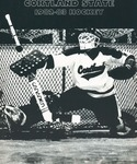 1982-1983 Team Guide, Men's Ice Hockey by State University of New York College at Cortland