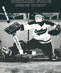 1982-1983 Team Guide, Men's Ice Hockey