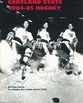 1984-1985 Team Guide, Men's Ice Hockey