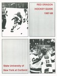 1987-1988 Team Guide, Men's Ice Hockey