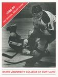 1988-1989 Team Guide, Men's Ice Hockey