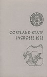 1973 Team Guide, Men's Lacrosse by State University of New York College at Cortland