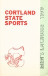 1979 Team Guide, Men's Lacrosse by State University of New York College at Cortland