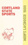 1980 Team Guide, Men's Lacrosse