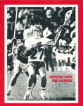 1986 Team Guide, Men's Lacrosse by State University of New York College at Cortland