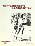 1979 Program, Men's Lacrosse by State University of New York College at Cortland