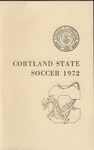 1972 Team Guide, Men's Soccer by State University of New York College at Cortland