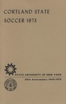 1973 Team Guide, Men's Soccer by State University of New York College at Cortland