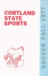 1977 Team Guide, Men's Soccer by State University of New York College at Cortland