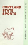 Team Guide, Men's Swimming by State University of New York College at Cortland