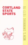 1977-1978 Team Guide, Men's Swimming