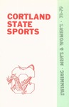 1978-1979 Team Guide, Men's Swimming by State University of New York College at Cortland