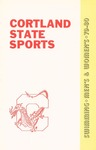 1979-1980 Team Guide, Men's Swimming by State University of New York College at Cortland