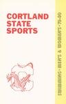 1979-1980 Team Guide, Men's Swimming