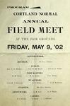 Program, Men's Track & Field