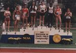 Athletes, Men's Track & Field by State University of New York College at Cortland
