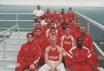 Team Photograph, Men's Track & Field by State University of New York College at Cortland