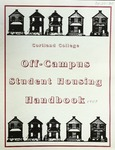 1989 Resident Handbook by State University of New York College at Cortland
