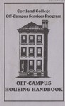 1993 Resident Handbook by State University of New York College at Cortland