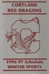 1996-97 Winter Athletic Schedule