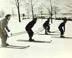 Athletes, Skiing