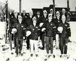 Team Photograph, Skiing