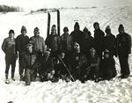 Team Photograph, Skiing by State University of New York College at Cortland