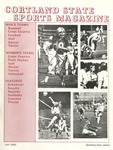1980 Cortland State Sports Magazine by State University of New York College at Cortland