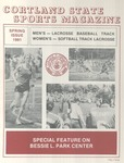 1981 Cortland State Sports Magazine by State University of New York College at Cortland