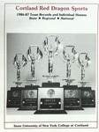 1986-1987 Team Records and Individual Honors