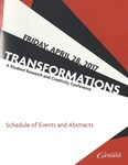 2017 Transformations Program by State University of New York at Cortland