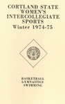 1974-1975 Winter Sports Guide