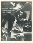 1986-1987 Team Guide, Women's Basketball