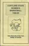 1988-1989 Team Guide, Women's Basketball