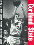 1990-1991 Team Guide, Women's Basketball