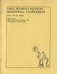 1974 Tournament, Women's Basketball