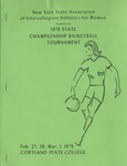 1975 Tournament, Women's Basketball by State University of New York College at Cortland