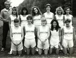 Team Photograph, Women's Cross Country