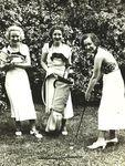 Athletes, Women's Golf