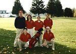 Team Photograph, Women's Golf