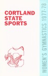 1977-1978 Team Guide, Women's Gymnastics by State University of New York College at Cortland