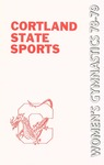 1978-1979 Team Guide, Women's Gymnastics by State University of New York College at Cortland