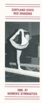 1986-1987 Team Guide, Women's Gymnastics by State University of New York College at Cortland