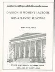 Championship, Women's Lacrosse