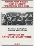 Team Guide, Women's Soccer by State University of New York College at Cortland