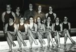 Team Photograph, Women's Swimming & Diving by State University of New York College at Cortland