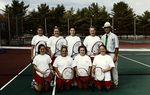 Team Photograph, Women's Tennis by State University of New York College at Cortland