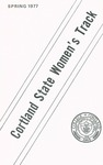 1977 Team Guide, Women's Track & Field by State University of New York College at Cortland